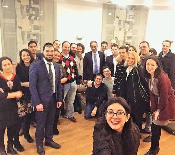"""""""Живой и пульсирующий организм"""": евреи Литвы сохраняют традиции и поддерживают связи"""