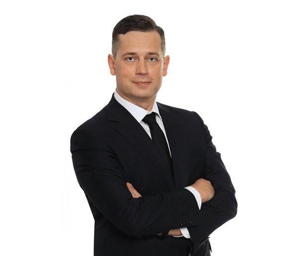 Advokatas Dominykas Varnas