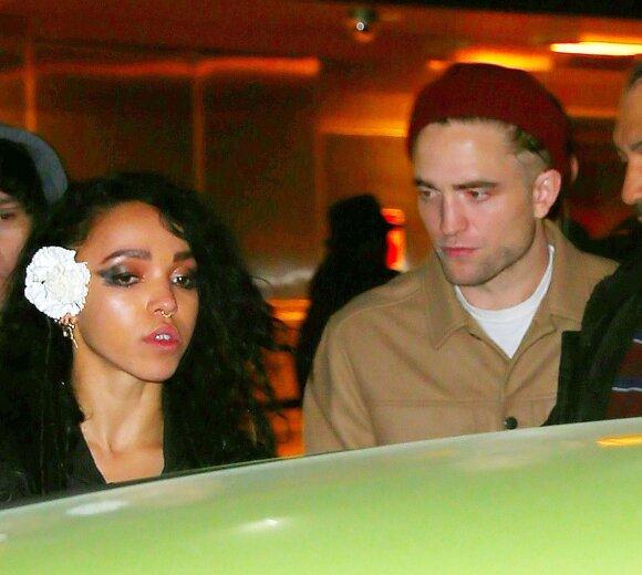 Robertas Pattinsonas ir FKA Twigs