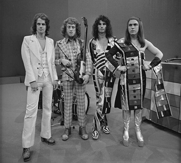 """Grupė """"Slade"""""""
