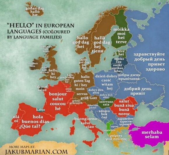 Jak się przywitać w Europie. Foto: jakubmarian.com