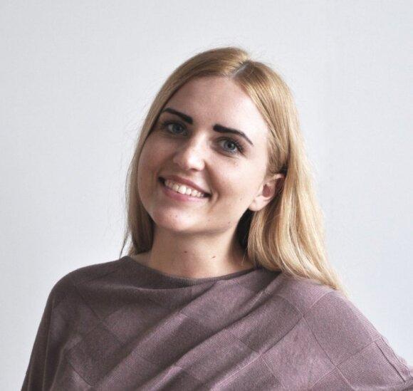 Dietologė Eglė Vasiliauskaitė
