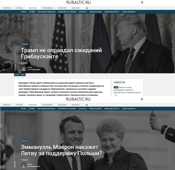 Kremliaus ruporai pratrūko: lietuvių vizitai JAV ir Prancūzijoje sukėlė tikrą įsiūtį