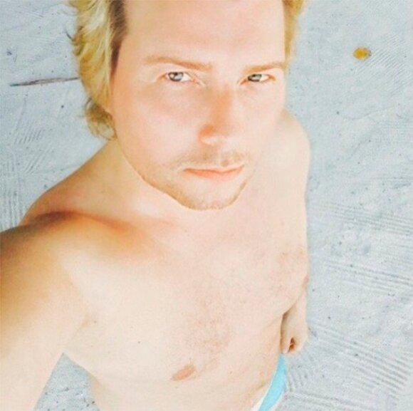 Басков принял участие в эротической фотосессии