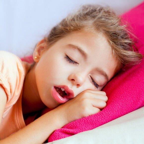 Kiek miego reikia skirtingo amžiaus vaikams?