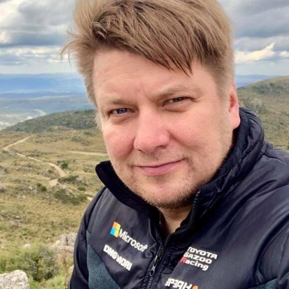 """""""Samsonas Rally Rokiškis"""" varžybose startuos WRC legenda Toni Gardemeisteris"""