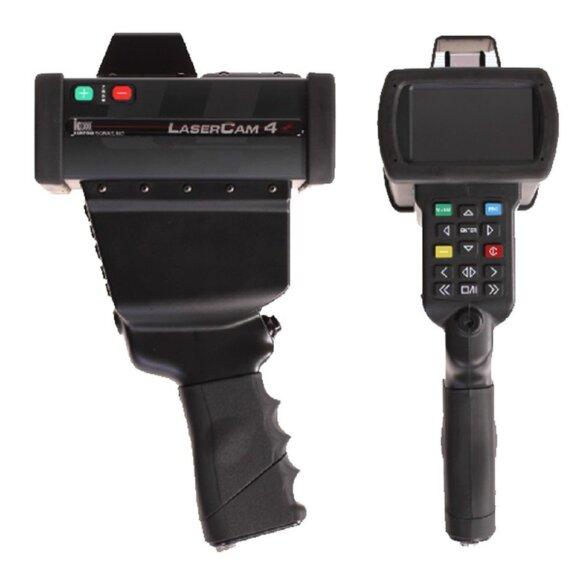 """Nešiojamas lazerinis greičio matuoklis """"Laser Cam 4"""""""