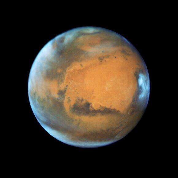 Marsas / Scanpix/NASA/ESA nuotr.
