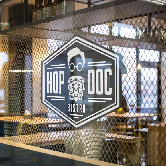 """Hop Doc"" užeiga"