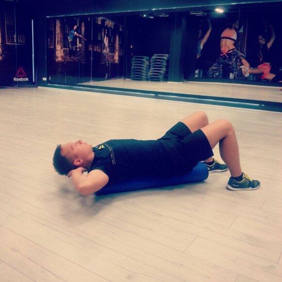 Pratimai, padėsiantys išvengti sukietėjusių raumenų