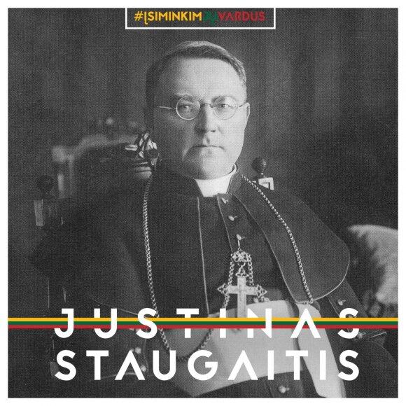"""Justinas Staugaitis / Projektas """"Misija Sibiras"""""""