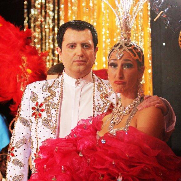 Marija Damaševičiūtė ir Rytis Cicinas