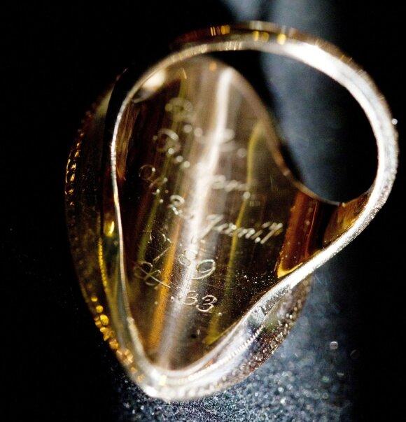 Gedulo žiedas