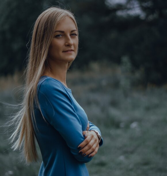 Astropsichologė Samantha Zachh