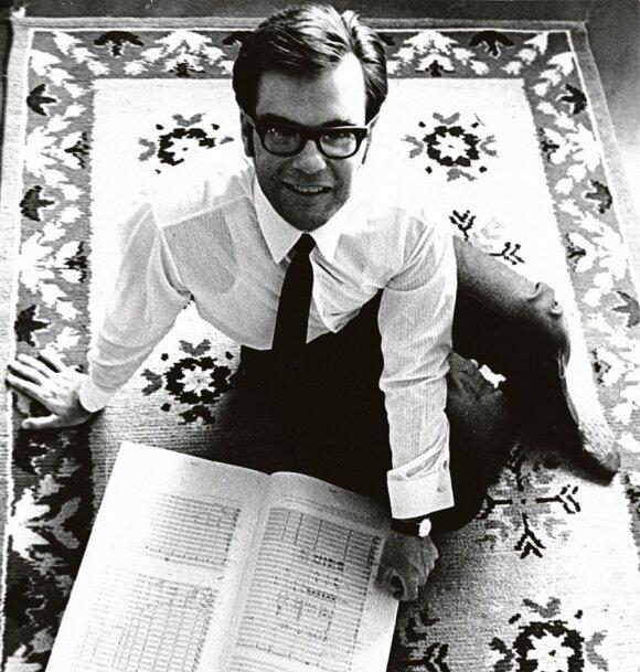 Vytautas Montvila, nuotr. iš V. Koroskovo archyvo