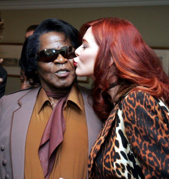 James Brown su žmona Tomi Rae Brown