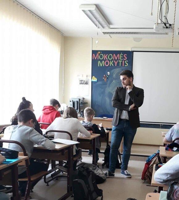 Mokytojas Igoris