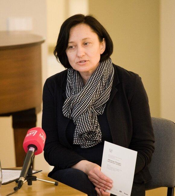 Metų muziejininko 2018 vardas suteiktas Ilonai Mažeikienei