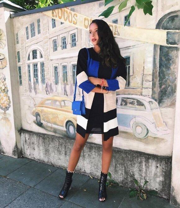 Karolina Meschino: yra dvi taisyklės, kad plaukai atrodytų sveikai ir žvilgėtų