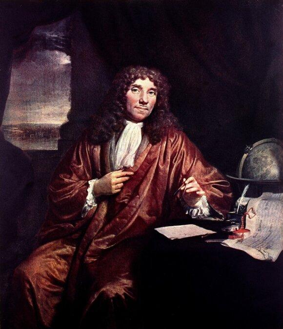 A.V. Leeuwenhoek