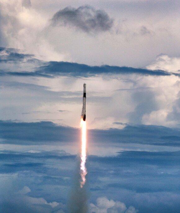 Gli scienziati stanno cercando nuovi modi per produrre carburante su un pianeta alieno.  Immagini Scanpix/NASA