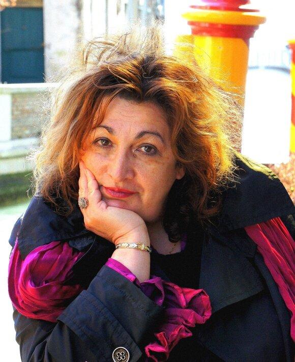 Inna Rogatchi. Courtesy: The Rogatchi Foundation (C)