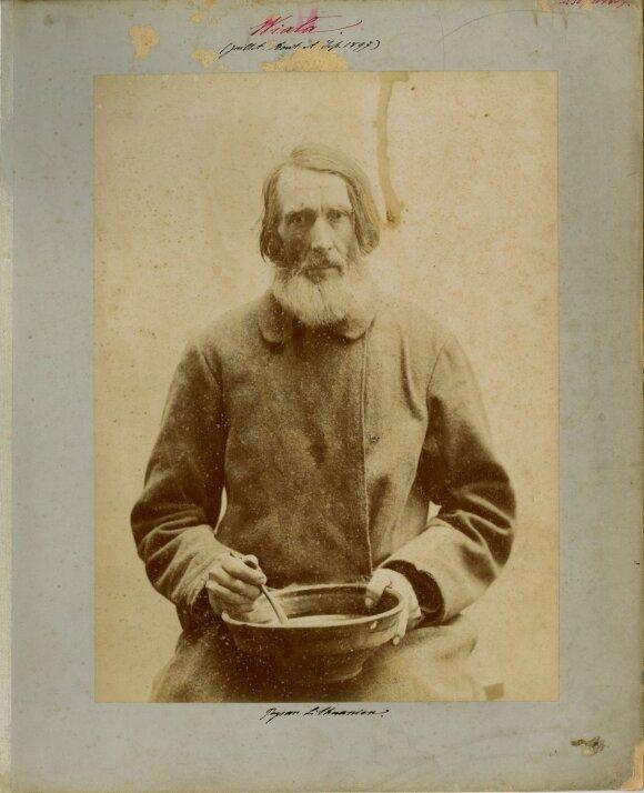 Valstietis. Viala, 1897 m. Trakų istorijos muziejaus rinkinys