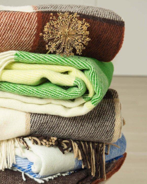 Namų tekstilė – jauki dovana Kalėdoms