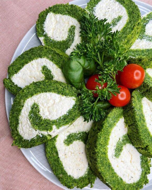 Maisto technologės Ugnės Ulickienės receptas