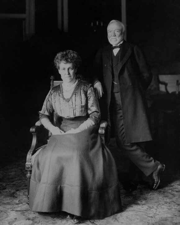 Andrew ir Louise Carnegie