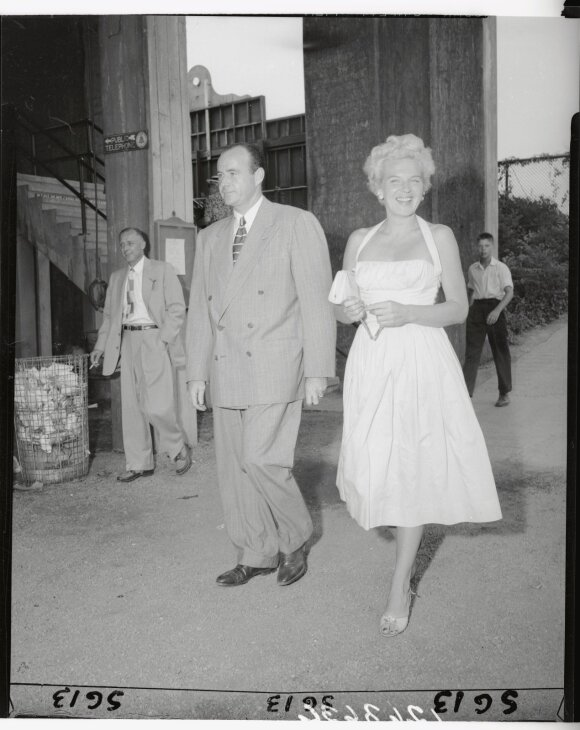 Winthropas Rockefelleris ir Barbara 'Bobo' Sears