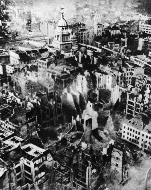 Londonas 1940 m.