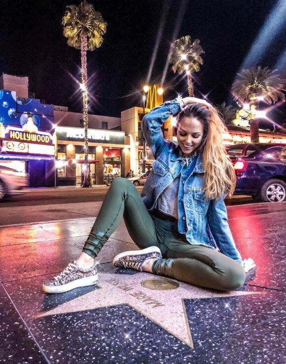 Dainininkė Evelina Young: labiausiai mane įkvepia meilė ir vyro palaikymas