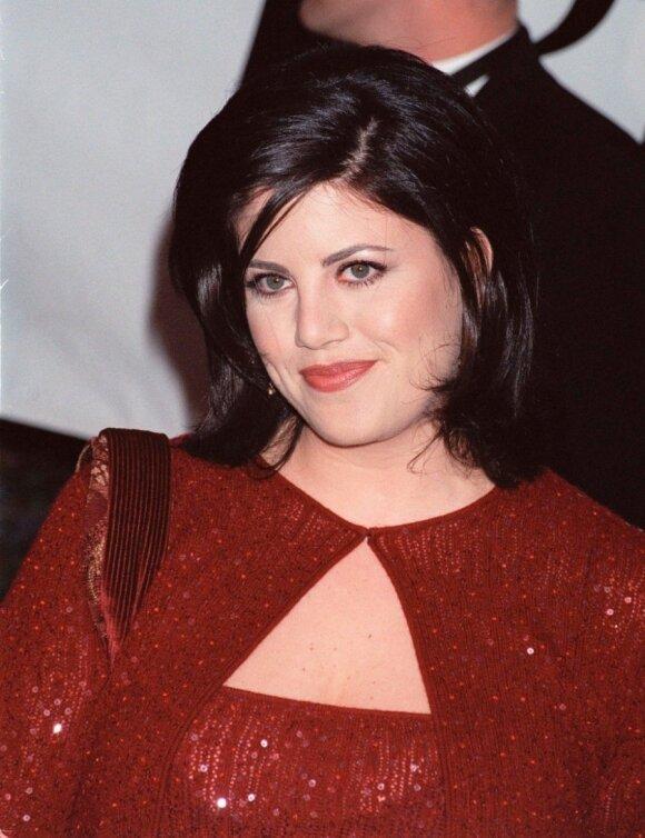 Monica Lewinsky: mama bijojo, kad aš neatlaikysiu pažeminimo
