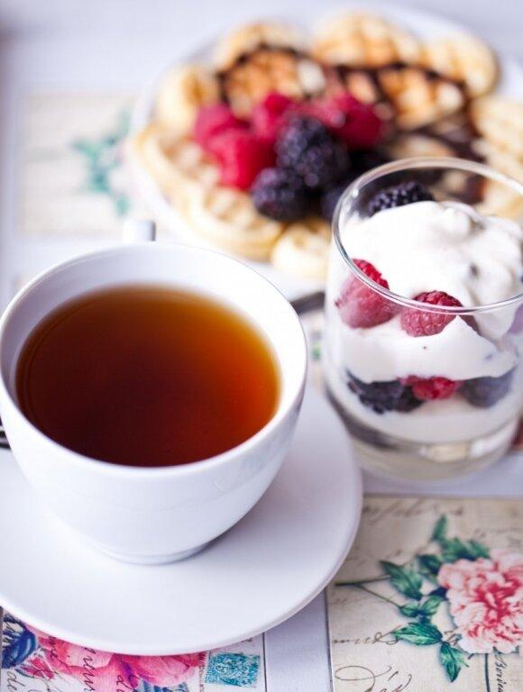 Unikauskas apie arbatas: lieknina, padeda širdžiai, mažina cholesterolį – svarbu žinoti, kurią pasirinkti