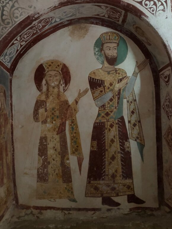 Гелатский монастырь под Кутаиси