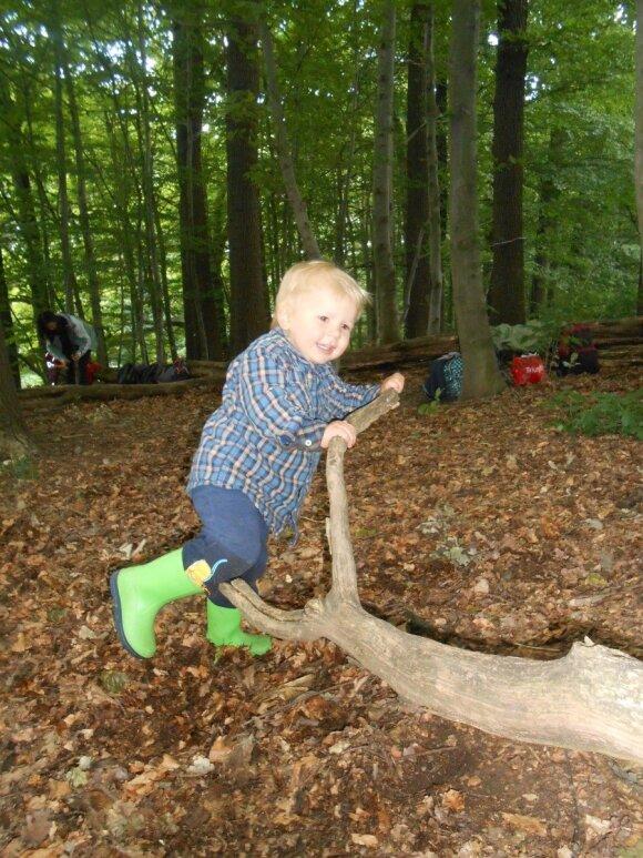 Lauko darželiai Lietuvoje laužo stereotipus ir siūlo kitokio ugdymo idėją