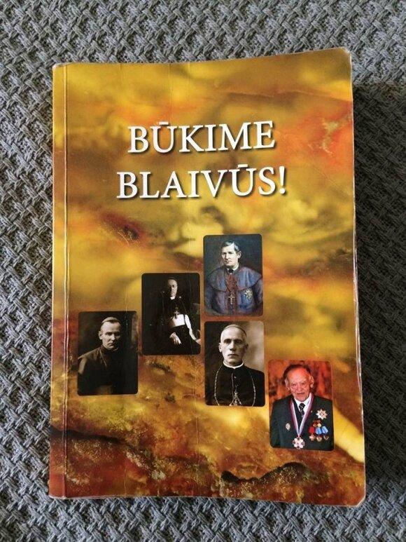 Rusiška propaganda vadinamai knygai – A. Verygos pratarmė