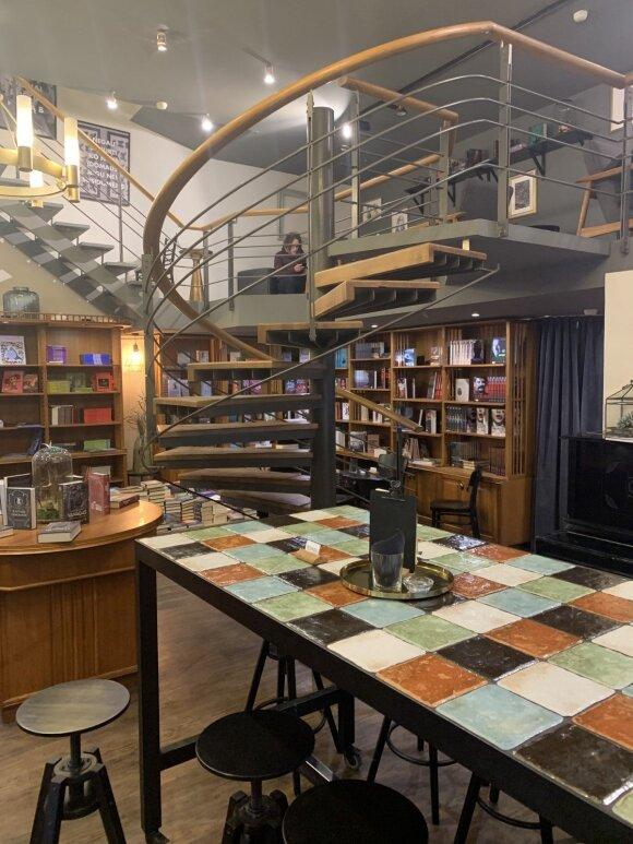 """Kavinė """"Knygų ministerija"""""""