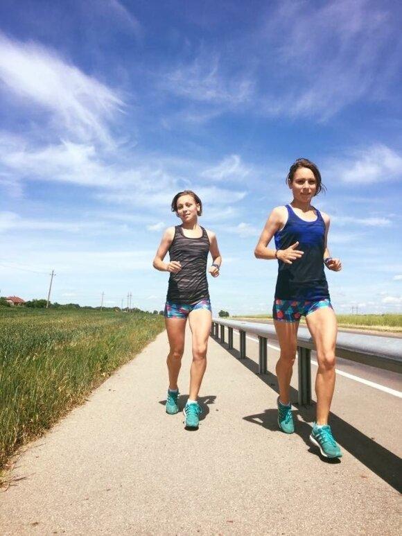Sportuoti nėštumo metu – sveika ar rizikinga?
