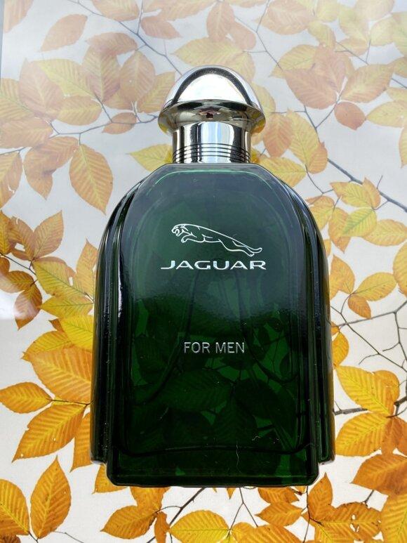 Užkalnis: kvepiu, kaip jaguaras