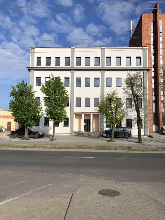 Buvusios Vilijampolės ješivos pastatas (Žydų kultūros paveldo kelio asociacijos nuotr.)