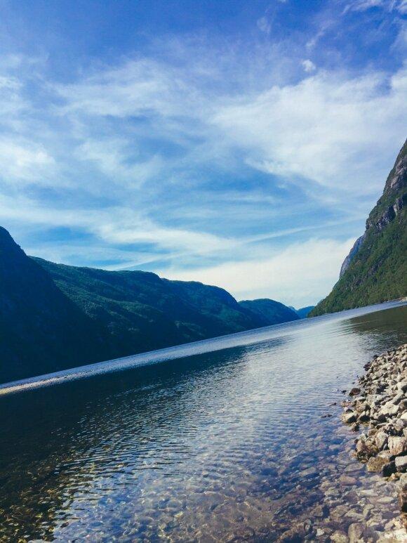 Po kelionės Norvegijoje lietuvė pasidalino patarimu, kaip atrasti vidinę ramybę