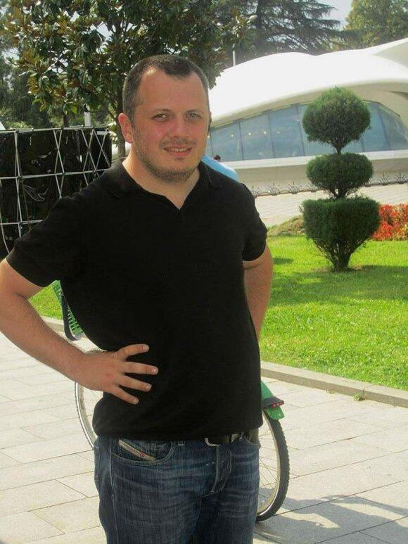 Aleksandras Šarašenidzė