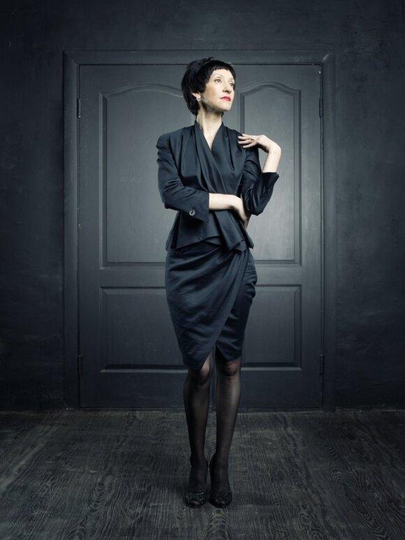 Elegancija brandžiame amžiuje: ar verta rinktis trikotažą?