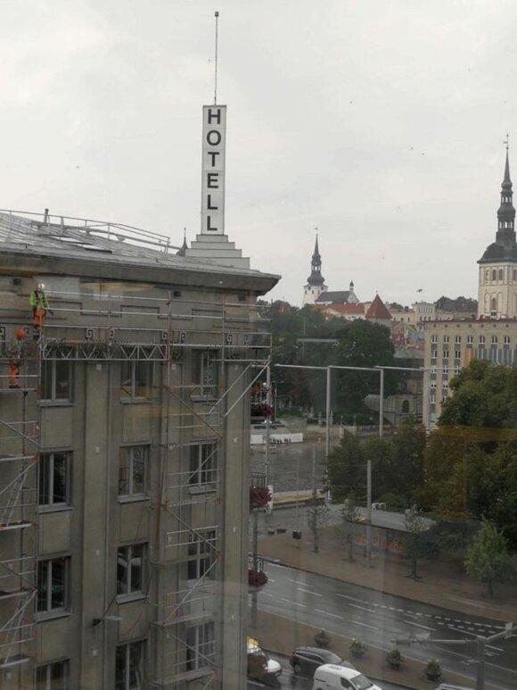 Обнажённая в Таллинне