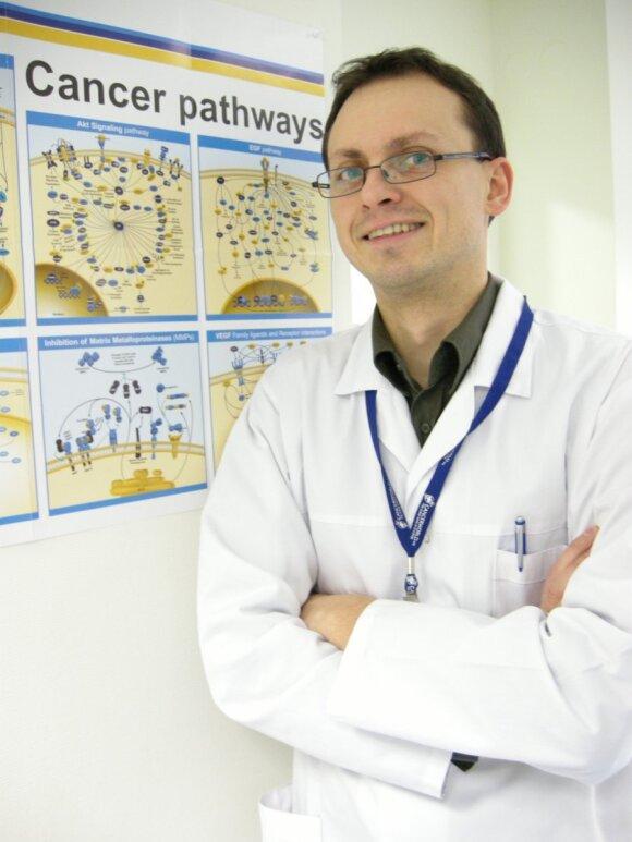 Onkogenetikas: ką daryti sužinojus, kad paveldėjote vėžio geną