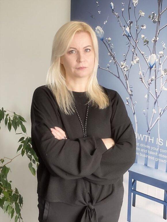 Manpower Group vadovė Živilė Švežauskienė