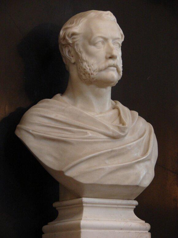 I. Oginskio biustas (dail. P. A. Cattier)