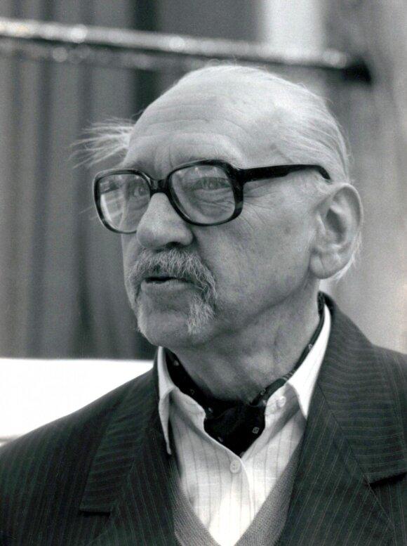 Algirdas Julius Greimas (1985)